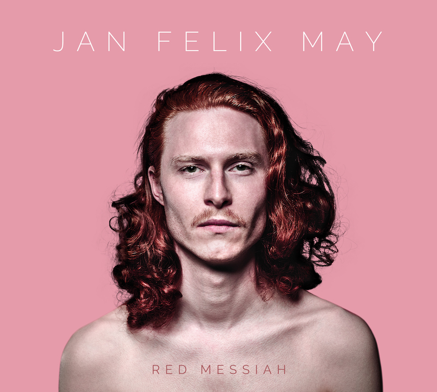 Red Messiah Album Cover